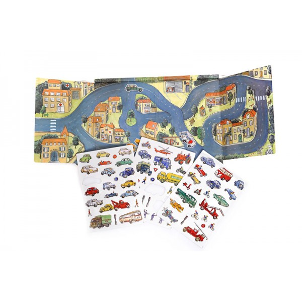 Magnetic Game Cars